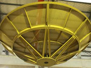 1.8m,2.4m,3.2m,3.7m,4.3m,4.5m Weather Radar Antenna Reflector