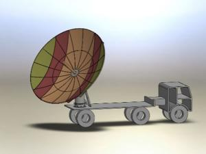 6.2m Foldable Vehicle-mounted Antenna